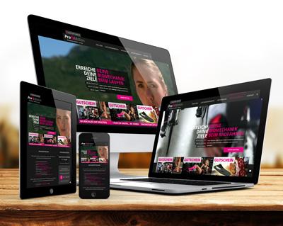 Webdesign Pro-Motion